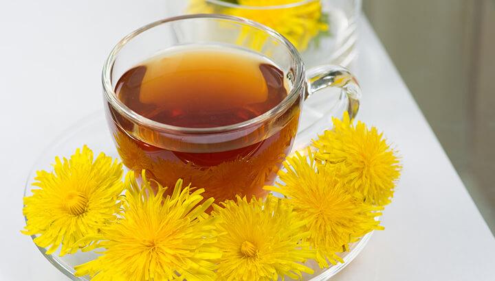 How To Poop More Often With Dandelion Tea
