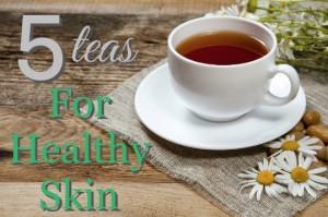 tea for healthy skin
