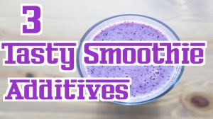 tasty smoothie