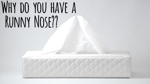 how to clear your nose when you have a cold