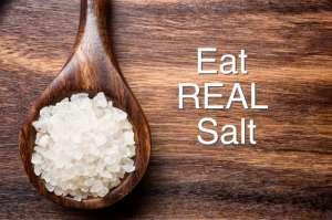 sea salt.