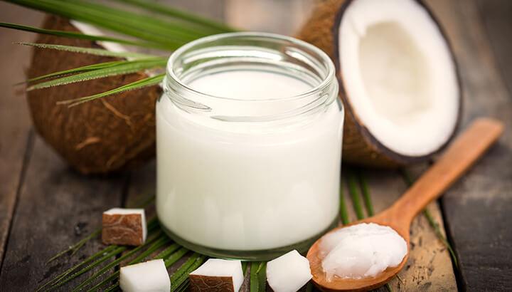Coconut Oil For Eyes 2
