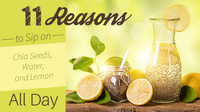 11 reasons to sip on lemon water with chia seeds for How do you plant lemon seeds