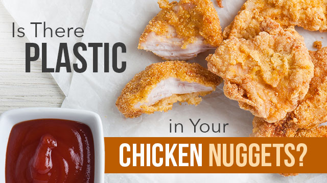 Image result for photos plastic chicken nuggets