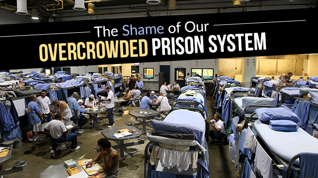 overcrowded prisons and the war on Overcrowding in prisons often results in deplorable living conditions jails across pakistan overcrowded infinity war in india and why it could be.