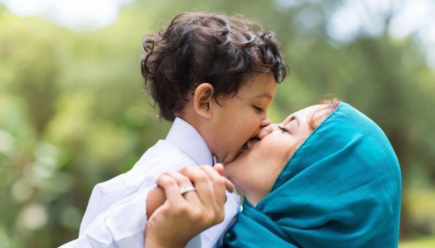 Should You Kiss Your Child On The Lips?