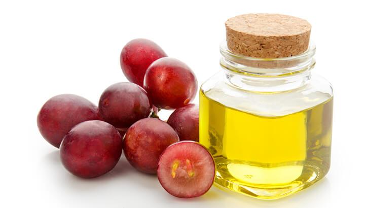 Grapesed oil