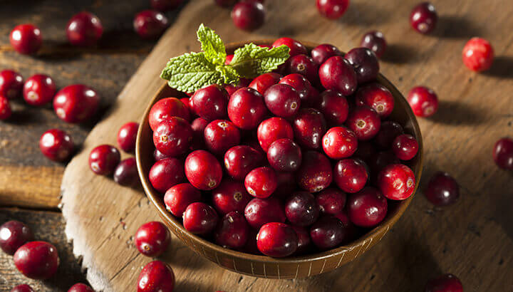 Home Remedies Cranberries