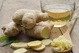 Home Remedies Ginger