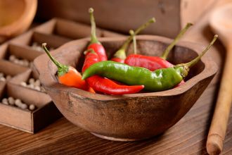 Hot Peppers for Chronic Pain