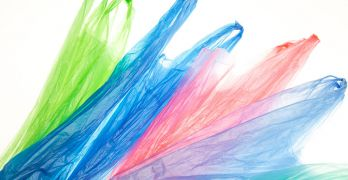 upcycling plastic bags