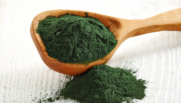spirulina arteries