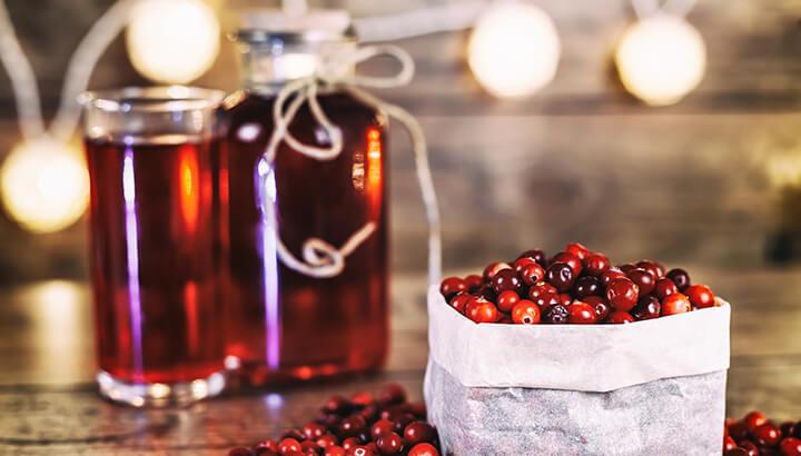 Benefits of cranberry juice 2