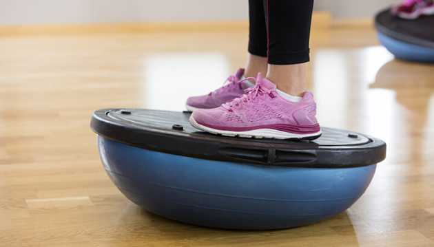 What Is A Bosu Ball And How To Use It