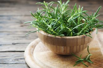 Rosemary prevents brain aging