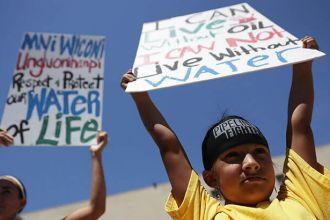 Standing Rock Protestors