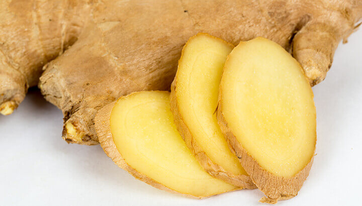 Ginger is an alternative to cannabis for morning sickness