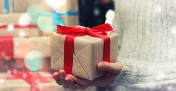 Giving gifts that give back