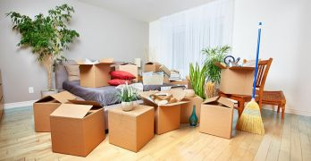 Live simply and reduce stuff and clutter
