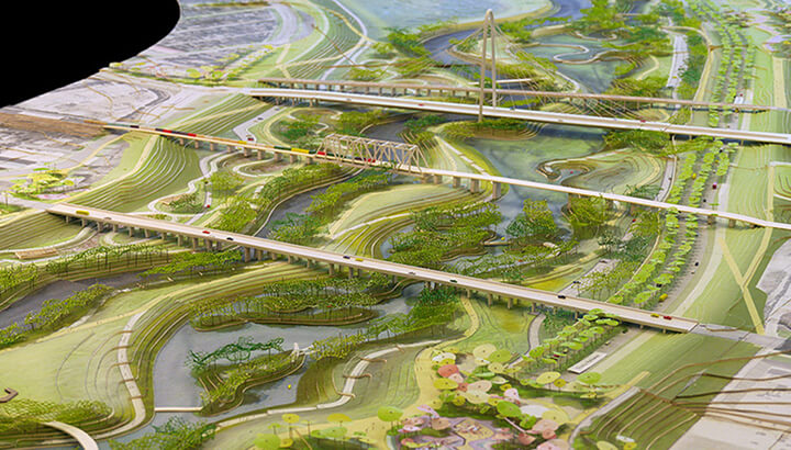 Massive urban park coming to Dallas (Courtesy of Michael Van Valkenburgh Associates) 4