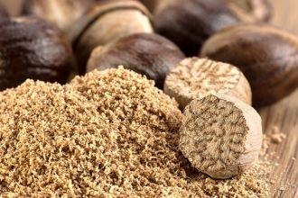 Nutmeg has many health benefits