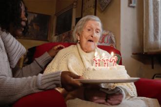 Oldest Woman Diet