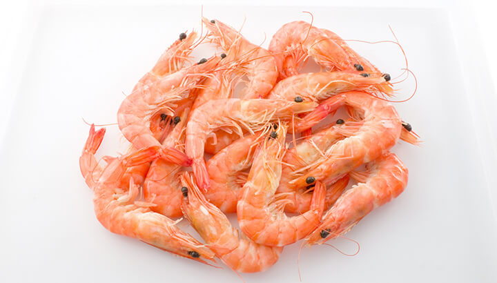 Shrimps are not monitored leading to seafood fraud