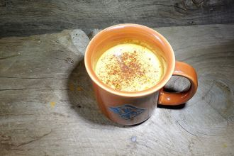 Turmeric Nighttime Milk for Inflammation Feature Photo