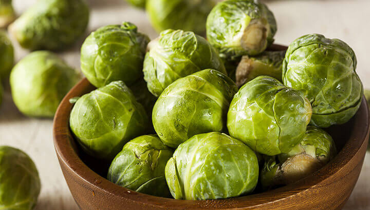 Vitamin A in Brussels sprouts may combat dementia