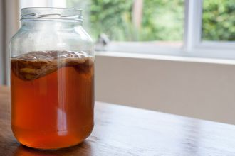 Ancient superfoods like kombucha have amazing health benefits