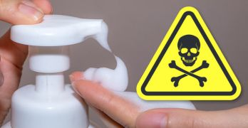 Antibacterial soap may be causing side effects