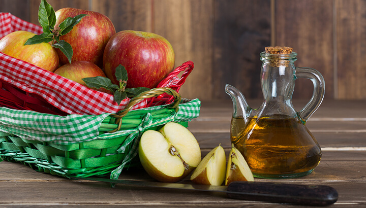 Apple cider vinegar may not be able to tighten your vagina