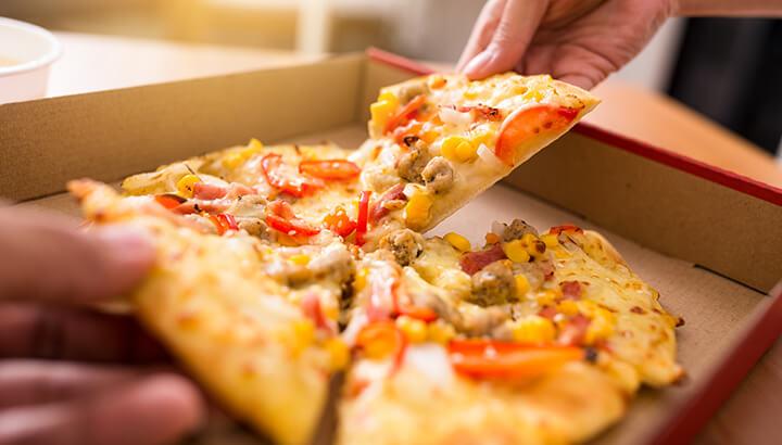 Drones already deliver pizza in Russia