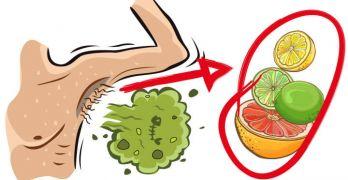 Foods can help control body odor