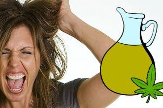Hemp oil for stress