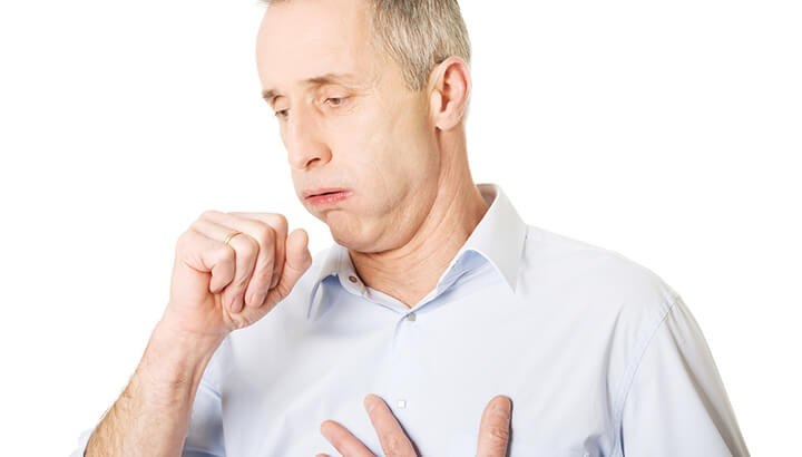how to get rid of phlegm in throat when sick