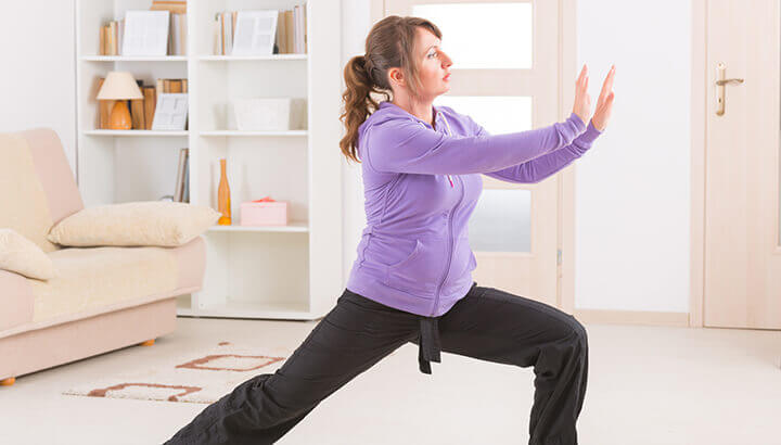 Tai chi has many health benefits