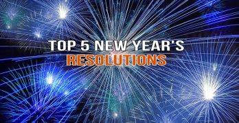 Watch Top 5 New Year's Resolutions