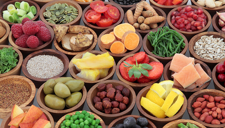 A raw foods diet can significantly improve your overall health.