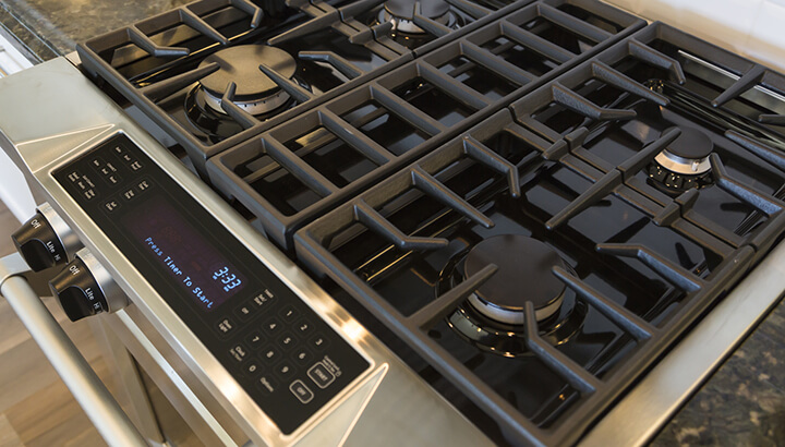 cooking pancakes induction cooktop