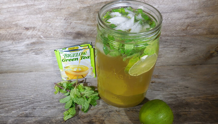 Fat flush and detox drink Feature Photo