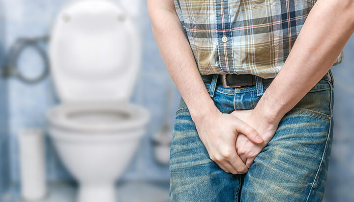 Incontinence could be a sign that you need to work on your Kegels.