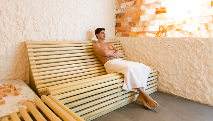 Salt rooms may help with allergies, asthma and more.