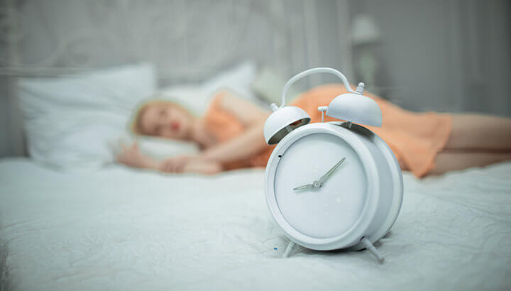Sleep restriction might help with insomnia