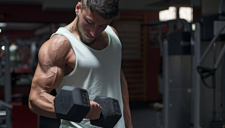 Steroids can have several harmful side effects, including shrinking of the testicles.