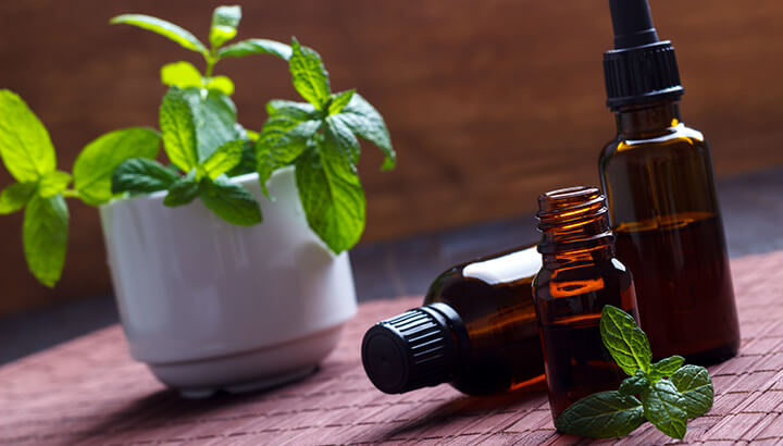 You can cook with many essential oils including peppermint