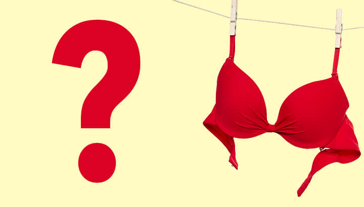 Your bra may be ruining your breasts