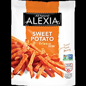 All Natural Alexia Sweet Potato Fries Gluten Free