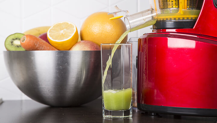 Apart from cannabis, raw juicing is one treatment many cancer patients use.
