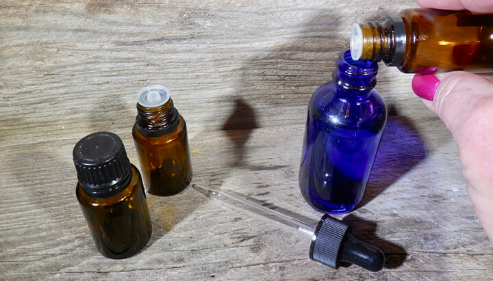 Firming serum with essential oils Photo 4